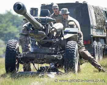 Colchester paratroopers sharpen sharpen skills after lockdown