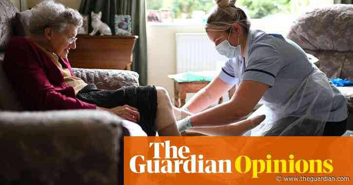 Now I work in Australian social care, I see how badly the UK sector has been failed | Sharon Blackburn