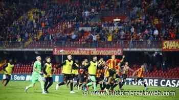 Serie B, la classifica aggiornata: Benevento in A. Il Cittadella raggiunge il Crotone al 2° posto - TUTTO mercato WEB