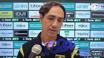 """Serie B – Frosinone, Nesta tra Cittadella e Chievo: """"Testa basta e torniamo a vincere"""" (video) - TG24.info"""
