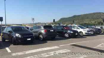 Cittadella: parcheggio semivuoto ma ad essere occupati sono i parcheggi destinati ai motocicli - CatanzaroInforma
