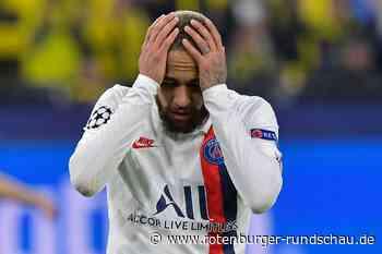 Neymar angezeigt: PSG-Star beleidigte den Freund seiner Mutter - Rotenburger Rundschau