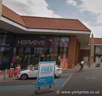 York furniture store goes in to administration