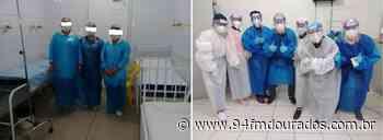 Conselho de enfermagem flagra aventais e máscaras ineficazes em Dourados - 94 FM Dourados