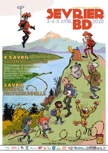 sevrierbd complexe d'animation de Sevrier samedi 4 avril 2020 - Unidivers