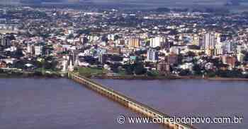Obras podem deixar parte de Uruguaiana sem água até o meio-dia de terça-feira - Jornal Correio do Povo