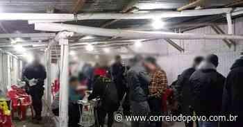 Fiscalização flagra torneio de truco clandestino em Uruguaiana - Jornal Correio do Povo