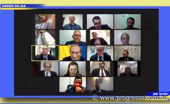 Geraldo Resende e Renato Câmara participam da sessão ordinária desta segunda-feira, 29 - O Progresso - Dourados