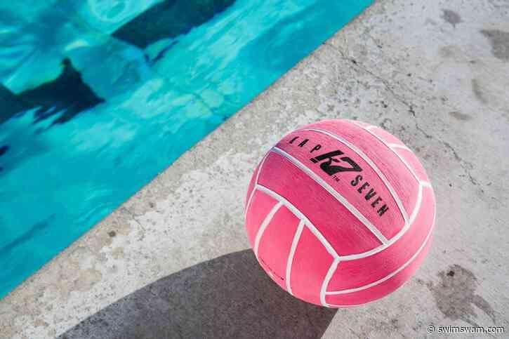 KAP7 Water Polo Tips: Cross Face Passing Drill