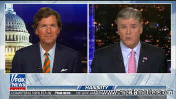 """Sean Hannity: Experts were """"wrong, wrong, wrong, wrong"""" to shut down the country to stop COVID spread - Media Matters for America"""
