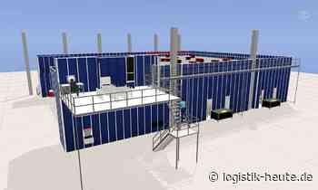 Automatisierung: AutoStore für Dentalprodukte - Logistik Heute