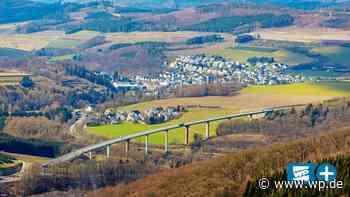 A46-Suizide: Talbrücke Bermecke bei Olsberg-Bigge sicherer - Westfalenpost