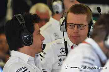 """Wolff: Mercedes """"reinventing"""" to manage engine boss Cowell departure"""