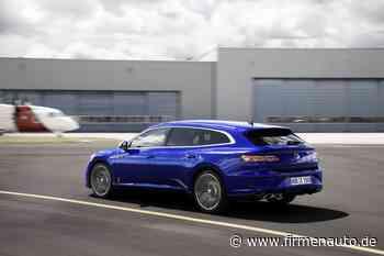 VW Arteon Shooting Brake: Neues VW-Flaggschiff - Firmenauto