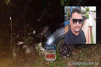 Segurança é vítima fatal de acidente na BR-364 entre Vilhena e São Lourenço - Roagora