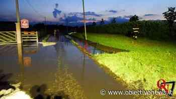 RIVAROLO CANAVESE - Borgata Vittoria: si rompe una vasca di liquame, sversato in grande quantità (FOTO E VIDEO) - ObiettivoNews