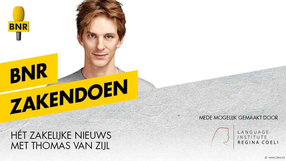Erik Kwakkel (Geldmaat) hoopt alle geldautomaten in Nederland over te nemen - BNR Nieuwsradio
