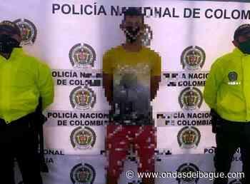 Cayó alias 'Carecaballo' en el Guamo - Emisora Ondas de Ibagué, 1470 AM