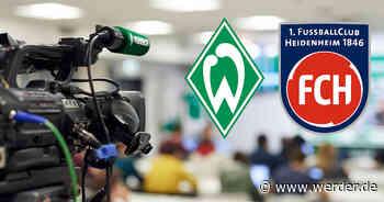 Pressekonferenz vor Heidenheim (Hin)