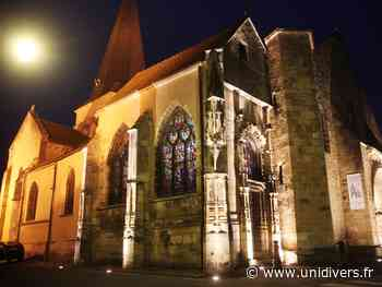 Découverte nocturne du coeur historique de Saint-Amand-Montrond mardi 11 août 2020 - Unidivers