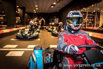 York Motorsport Village set for reopening