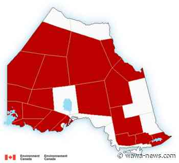 Heat Warning for Chapleau… – Wawa-news.com - Wawa-news.com