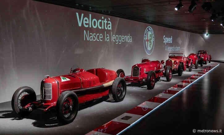Riapre al pubblico il Museo Alfa Romeo di Arese - Metro