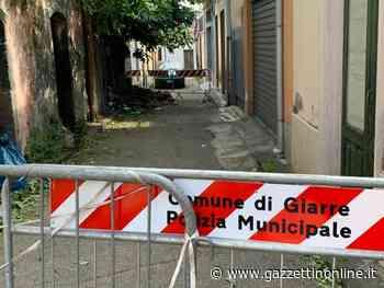 Giarre, centro storico in abbandono: vecchie stamberghe si sbriciolano in via Pittella - Gazzettinonline