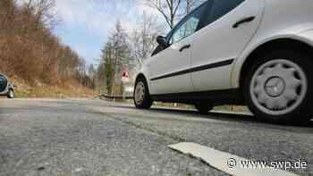 Sperrung Hanner Steige : Hangsicherung: K6708 bei Bad Urach bis November gesperrt - SWP