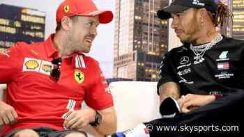 What Sebastian Vettel will turn up?