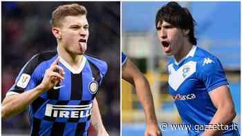 Inter-Brescia: Barella-Tonali, (futura) nuova coppia? San Siro li...