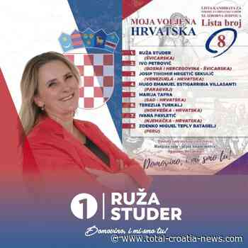 Interview with Ruza Studer Babic: Croatian Diaspora Also Wants Croatia 2.0 - Total Croatia News
