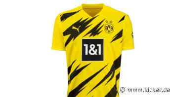 BVB präsentiert neues Heimtrikot