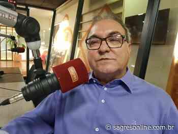 Trindade anuncia que não vai aderir isolamento 14x14 - Sagres Online - Sagres Online