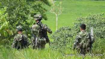 Ejército neutralizó acción terrorista del Clan del Golfo en Ituango - Minuto30.com