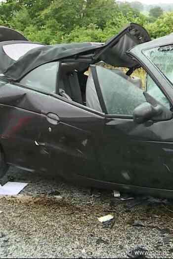 Schwerer Unfall auf der A23 bei Itzehoe - NDR.de