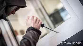 Itzehoe: Einbrecher stehlen Schmuck und Uhren   shz.de - shz.de