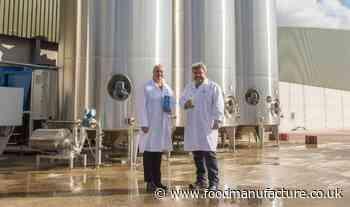 Glebe Farm opens multi-million-pound oat milk factory