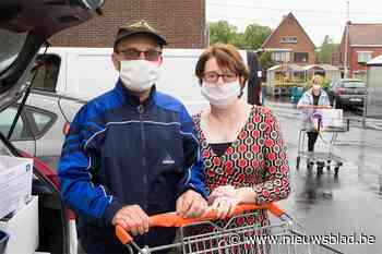 Verwarring compleet in Deinze: is winkelen met mondmasker nu verplicht of niet? En kan dat zomaar?