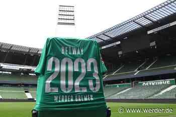Betway bleibt offizieller Wettpartner des SV Werder