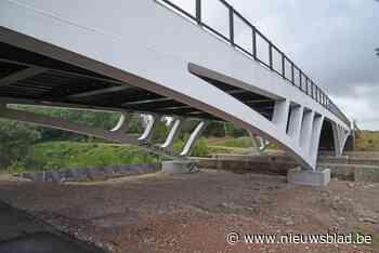 Nieuwe brug naar gevangenis heet Zwijvekebrug