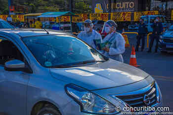 Colombo terá barreira sanitária educativa nesta terça-feira - CBN Curitiba - CBN Curitiba - CBN Curitiba 90.1 FM