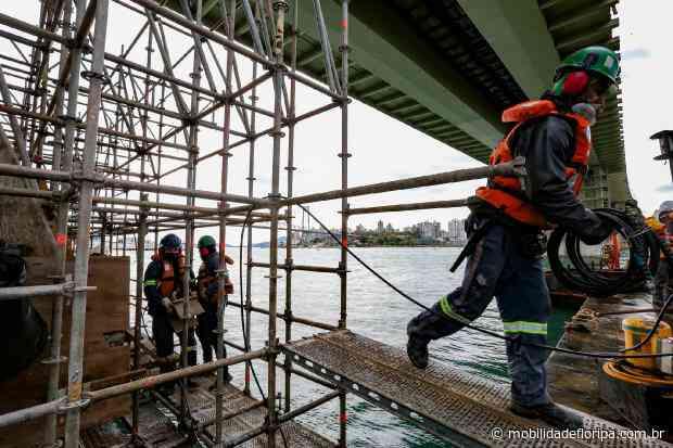 Trânsito na Ponte Colombo Salles será liberado às 13h deste domingo, dia 28 - Mobilidade Floripa