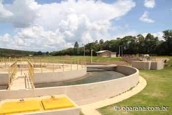 Bairro Santos Dumont terá rede coletora de esgoto - O Paraná