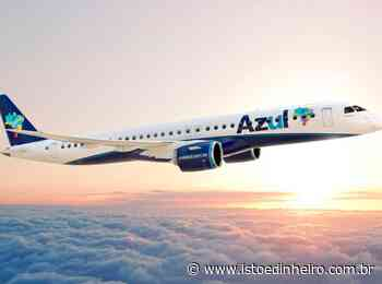 Azul quer elevar 50% oferta de assentos em Congonhas e Santos Dumont com A320neo - Istoé Dinheiro