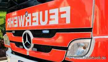 Schwelbrand führt zu Großeinsatz in Bad Boll - BSAktuell