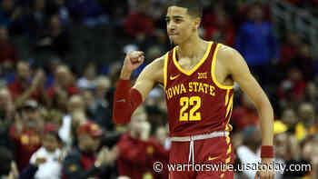 Report: Warriors 'high' on Iowa State point guard Tyrese Haliburton - Warriors Wire