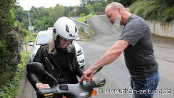 Mopedführerschein mit 15: Mehr Mobilität auf dem Land - Kreis Neuwied - Rhein-Zeitung