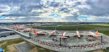 EasyJet to close base at Southend airport