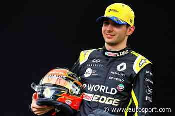 """Ocon: """"Everything was going against me"""" for 2020 F1 return with Renault"""